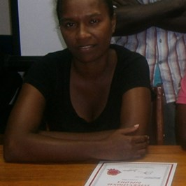 Nelmah Joseph (Business English & Letter Writing)