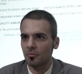 Giovanni Benedetto (P English and International Business)