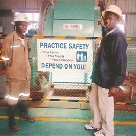 Sinkutwa Bright (Health & Safety in the Workplace)