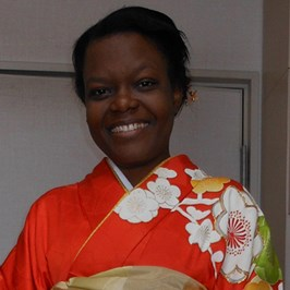 Yvonne Margaret Nasimiyu Welikhe (English & Administration)