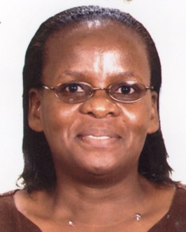 Eunice Evans Mthunzi (BCA Commerce and Administration)
