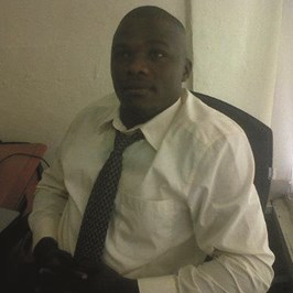 Peter Maina (Management, Logistics & General)